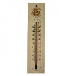 SA6968 - Thermomètre en hêtre 20 x 5cm