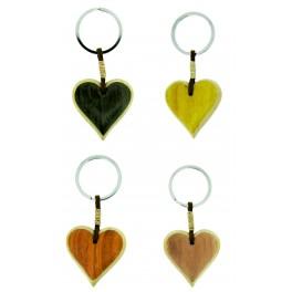 DE2075G - Porte clés Coeur