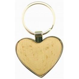 DE1001 - porte clés coeur